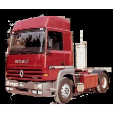 Каркасные шторки на Renault Major (1988 - 1996)