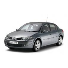 Каркасные шторки на Renault Megan II (2002 - 2009)