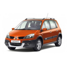 Каркасные шторки на Renault Scenic 2 (2003 - 2009)