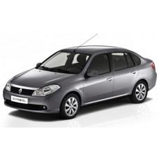 Каркасные шторки на Renault Symbol 2 (2008 - 2012)