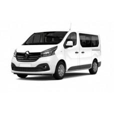 Каркасные шторки на Renault Trafic 3 (x82) (2014 - ...)