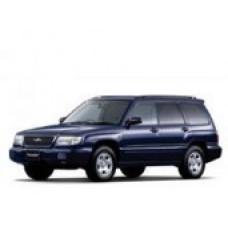 Автоковрики на Subaru Forester I (SF) правый руль (1997 - 2002)