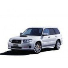 Автоковрики на Subaru Forester II (2002 - 2007)