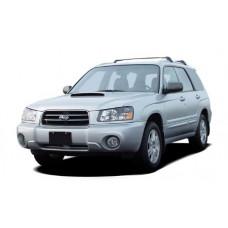 Автоковрики на Subaru Forester ll (SG) правый руль (2002 - 2008)