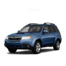 Автоковрики на Subaru Forester III (2007 - 2012)