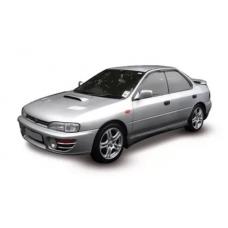 Автоковрики на Subaru Impreza I (1992 - 2000)