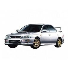 Автоковрики на Subaru Legacy II правый руль (1993 – 1999)