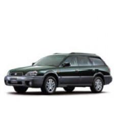 Автоковрики на Subaru Legacy III (1998 - 2004)