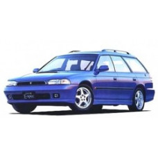 Автоковрики на Subaru Legacy III правый руль (1998 - 2004)