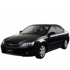 Автоковрики на Subaru Legacy IV Правый руль (2003 - 2009)