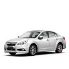 Автоковрики на Subaru Legacy V (2009 - 2014)