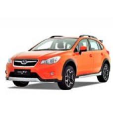 Автоковрики на Subaru XV (2011 - 2016)