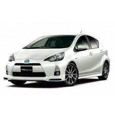 Съемная тонировка на Toyota Aqua Правый руль (2011 - 2017)
