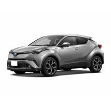 Eva коврики Toyota C-HR