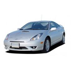 Автоковрики на Toyota Celica VII (T230) (1999 - 2006)