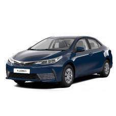 Автоковрики на Toyota Corolla XI (E160, E170) (2012 - 2019)