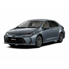 Автоковрики на Toyota Corolla XII (E210) (2018 - ...)