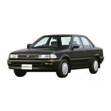 Автоковрики на Toyota Corolla VI (E90) (1987 - 1993)