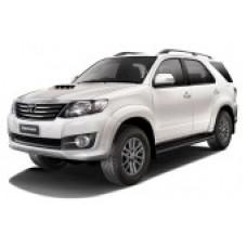 Автоковрики на Toyota Fortuner I (AN50, AN60) 5 мест (2004 - 2015)
