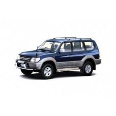 Автоковрики на Toyota Land Cruiser Prado II J95 (1996 - 2002)