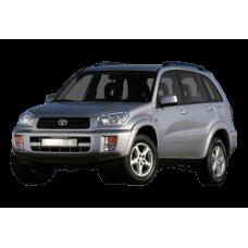 Автоковрики на Toyota RAV 4 II (XA20) (2000 - 2006)