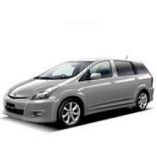 Автоковрики на Toyota Wish I (AE10) Правый руль (2003 - 2009)