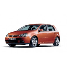 Автоковрики на Volkswagen Golf V (1K) (2003 - 2009)