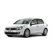 Автоковрики на Volkswagen Golf VI (5K) (2008 - 2012)