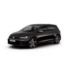 Автоковрики на Volkswagen Golf VII (5G) (2012 - ...)