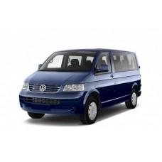 Автоковрики на Volkswagen Multivan T5 (2003 - 2009) Два передних коврика