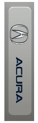 Ева коврики ACURA MDX I (2001-2006)