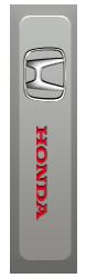 Автоковрики на Honda Freed 7 мест (2008 - 2016)