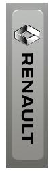 Автоковрики на Renault Koleos I рейсталинг (2013 - 2016)
